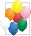 Picture for category Round Balloons