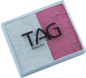 Picture of TAG Pearl Rose & Pearl White Split Cake 50g