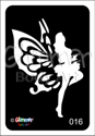 Picture of Dancing Fairy  BG-16 - (1pc)