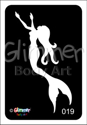 Picture of Mermaid Goddess  BG-19 - (1pc)