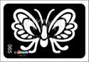 Picture of  Butterfly Wings GR-65 - (5pc pack)