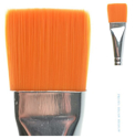 "Picture of Paradise Brush Prisma 3/4"" Square (Flat) Brush - Medium-841"