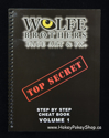 Picture of Wolfe Brothers Cheat Book,Volume 1 - Assorted Faces