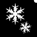Picture of Twin Snowflake - (1pc)