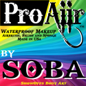 Picture for category Pro Aiir (Waterproof Face Paint)