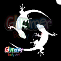 Picture of Twin Gecko - Stencil (5pc pack)