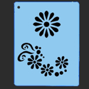 Picture of Daisy Stencil - SOBA-13
