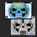 Picture of VooDoo Stencil Eyes -98SE - (8 YRS And UP)