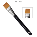 Picture of Global Body Art - Brush - Flat 1 Inch