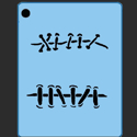Picture of Stitches Stencil - SOBA-54