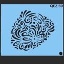 Picture of Doily Stencil - SOBA-69