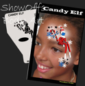 Picture of Candy Elf- Stencil Eyes Profile - SOBA