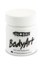 Picture of Global  - Liquid Face and Body Paint - WHITE  45ml