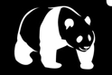 Picture of Panda Bear Stencil - (5pc pack)