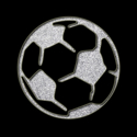 Picture of Soccer Ball - Sparkle Stencil (1pc)