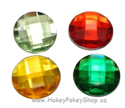 Picture of Round Gems - Festive Set - 16mm (7 pc) (AG-R1)