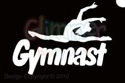 Picture of Gymnast Stencil - (1pc)