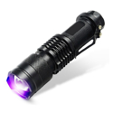 Picture of LED UV Flashlight (AA Battery is  included)