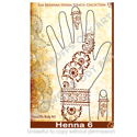 Picture for category Henna Stencils