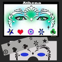 Picture of Athena Stencil Eyes - 03SE - (8 YRS and UP)