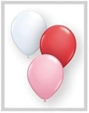"Picture of Qualatex 11"" Round - Sweetheart Assortment (100/bag)"