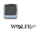 Picture of Wolfe FX Face Paint Refills - Charcoal 008 (5GR)
