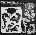 Picture of Tattoo Pro Stencil - Filigree (ATPS-150)