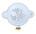Picture of TAP 002 Face Painting Stencil - Flowers