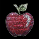 Picture of Apple - Sparkle Stencil (1pc)