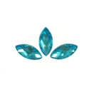 Picture of Pointed Eye Gems - Sky Blue - 7x15mm (15 pc) (SG-PE1)