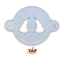 Picture of TAP 048 Face Painting Stencil - Horns