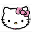 Picture of Hello Kitty Head Foil Balloon (18 Inch) - XL