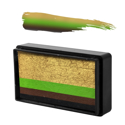 "Picture of Natalee Davies' Collection GOLD EDITION Arty Brush Cake ""Fern"" - 30g"