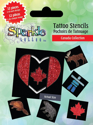 Picture of Canada Stencil Collection (12pc)