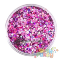 Picture of Art Factory Chunky Glitter - Diva - 50ml
