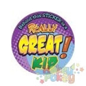 Picture of Sticker Roll - Behind This Sticker is a Really GREAT Kid! - 250/roll