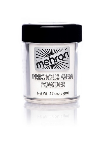Picture of Mehron Precious Gem Powder 5g - Pearl
