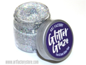Picture of Glitter Glaze - Silver - 30ml