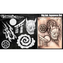 Picture of Tattoo Pro Stencil - BIG INK - Oni (ATPS-BGNK-103)