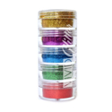 Picture of Vivid Glitter Stackable Loose Glitter - Perfect Rainbow 5pc (10g)