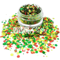 Picture of Vivid Glitter Loose Glitter - Christmas Miracle  (25g)