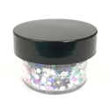 Picture of ABA Chunky Glitter - Pastel Hologram (15ml)