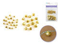 Picture of Jingle Bells Metal (8mm-15mm) - Gold