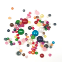 Picture of Pearl Gems - Multicolour - (AG-P1) (10ml)