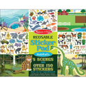 Picture of Melissa & Doug - Reusable Sticker Pad - Habitats (150+ Stickers)