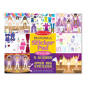 Picture of Melissa & Doug - Reusable Sticker Pad - Dress Up (165+ Stickers)