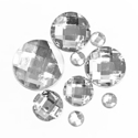 Picture of Round Gems - Silver - 5 to 20mm (9 pc) (SG-RS)