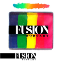 Picture of Fusion FX Rainbow Cake - Neon Rainbow - 50g