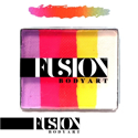 Picture of Fusion FX Rainbow Cake - Caribbean Sunset - 50g