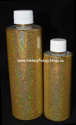 Picture of Holographic Gold - Amerikan Body Art   ( 8oz )